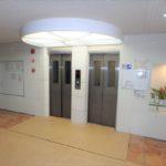 常磐CO-OPマンション エレベーターホール