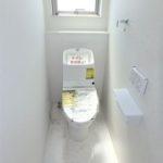 東区牛田南2丁目新築 3階トイレ