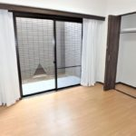 パークハイム牛田中 洋室5.2帖は子供部屋にもおすすめです♪
