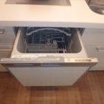 長寿園マンション 家事の負担を軽減する食器洗浄乾燥機