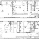 南区向洋新町3丁目新築 建物面積111.16㎡。4LDKの間取りです。