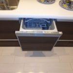 パークハイム牛田中 家事の負担を軽減する食器洗浄乾燥機