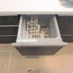 西区中広町2丁目新築 食器洗浄乾燥機が付いているのでお片付けもラクラク♪