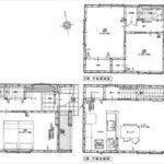 南区西旭町新築 建物面積107.64㎡。2LDK+2納戸の間取です。