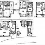 南区東雲3丁目中古 建物面積421.01㎡。店舗+7LDKの間取りです。(間取)