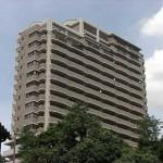 牛田早稲田グランドハイツ 外観。14階建ての9階部分です。(外観)