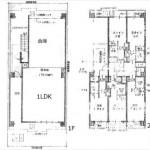 西区東観音町(中古収益ビル) 建物面積354.99㎡