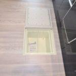 呉市焼山宮ヶ迫1丁目新築 キッチンに床下収納付き!