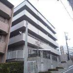 牛田ロジュマン不動院 外観。6階建ての4階部分です。