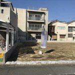 中区西川口町土地 現地。建築条件付きです。