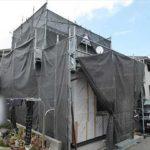東区福田3丁目中古 現地。令和3年8月フルリノベーション完成予定です。