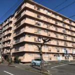 東カングランドマンション広島 外観。8階建ての6階部分です。(外観)