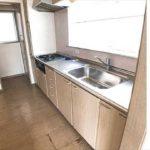 南区向洋新町2丁目中古 お料理に専念しやすい独立型キッチン
