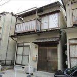 東区戸坂山崎町中古 外観。木造2階建ての中古戸建です。
