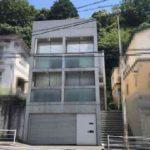 東区牛田東3丁目中古 外観。RC造4階建てです。(外観)