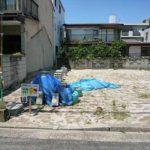 南区宇品神田5丁目新築 現地。令和元年12月完成予定です。