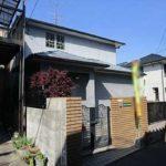 南区東本浦町中古 外観。木造2階建てです。