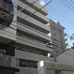 ダイアパレス堺町 外観 10階建ての1階部分です。