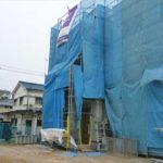 南区西霞町新築 令和2年10月末完成予定です。