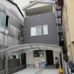 西区横川新町中古 外観。平成28年3月完成です。