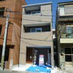 中区吉島新町2丁目 外観。令和2年2月末完成です!