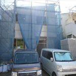 南区南大河町新築 外観。令和2年12月完成です。