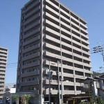 フローレンス矢野東グランドアーク弐番館 外観。14階建ての13階部分です。(外観)