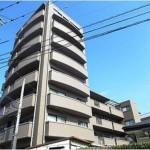 アーバンシティ旭町弐番館 外観。8階建ての3階部分です。(外観)