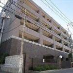 パークハイム牛田弐番館 外観。6階建て(外観)