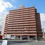 グランパル西原 外観。13階建ての8階部分です。(外観)