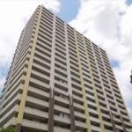 広島ガーデンガーデンサウスタワー 外観。24階建ての23階部分です。(外観)