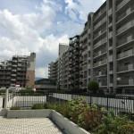 ヒューマンズプラザ青崎五番館 外観。10階建ての6階部分です。