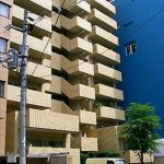 イトーピア橋本町マンション 外観。11階建ての8階部分です。(外観)