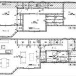 東区矢賀5丁目新築 建物面積117.58㎡。3LDK+WICの間取りです。