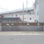 フローレンス東蟹屋グランドアーク 洗車場と来客駐車場もあります♪