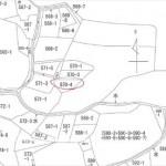 敷地面積104.13㎡(31.49坪)の土地です。