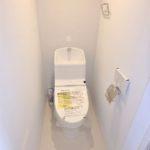 シーアイマンション広島 ウォシュレット付きトイレ