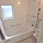 中区光南2丁目新築 1階浴室は1日の疲れを癒やす憩いの空間♪