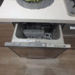 コープ野村西旭町 食器洗浄乾燥機付きです