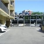 アンヴェール比治山公園 駐車場