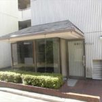 高須パークマンション エントランス入口
