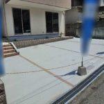 東区福田3丁目新築 駐車スペース