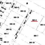 中区光南2丁目土地 敷地面積376.00㎡(113.74坪)です。