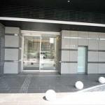 シティタワー広島 エントランス入口