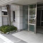ジェントリーパーク仁保 エントランス入口(外観)
