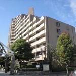 センチュリーパーク千田町中央棟 外観