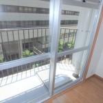 チサンマンション広島 洋室6.0帖のペアガラスサッシ枠交換