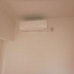 常磐CO-OPマンション 洋室6.4帖にはエアコン付き!