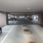 ヴェルパーク地御前 平面駐車場