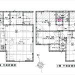 東区上温品3丁目新築 建物面積86.67㎡。3LDK+納戸の間取りです。(間取)